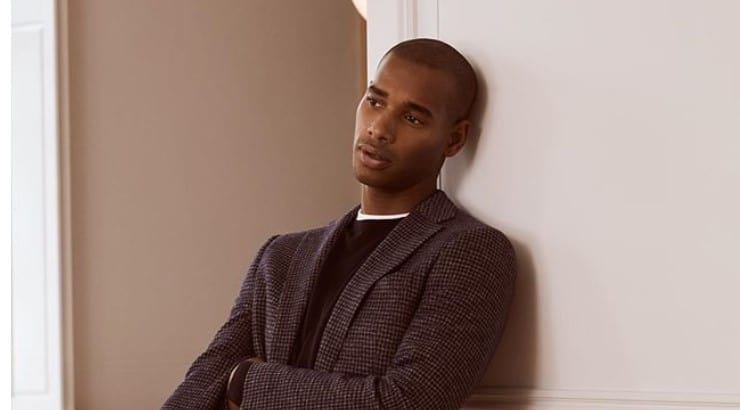 Sacha M'Baye is a French model who is most recognized for his work with Burberry.