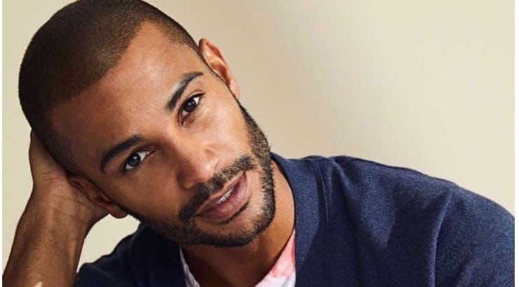 """Model Nathan Owens has appeared in TV shows like """"Days of Our Lives"""" and """"Devious Maids."""""""