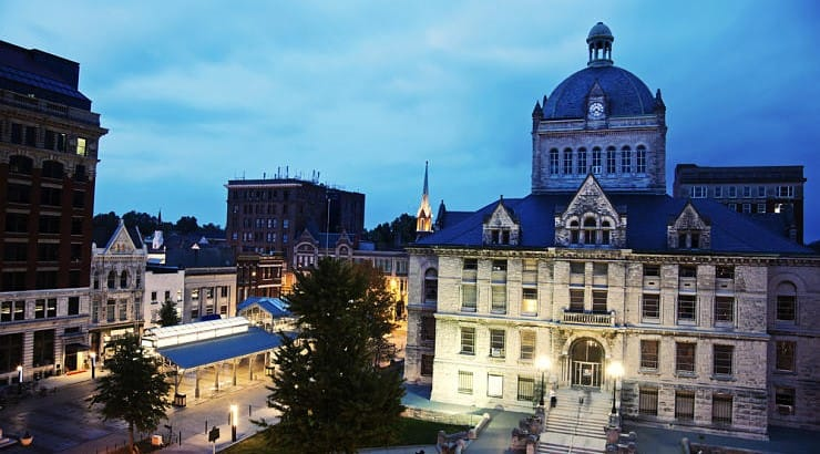 Lexington, Kentucky, offers the perfect blend of city and country living.