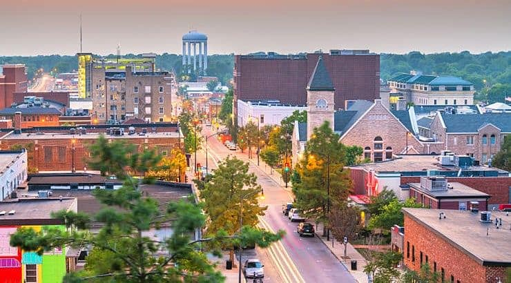 Columbia, Missouri, offers its residents a great healthcare system, beautiful parks, and amazing food.