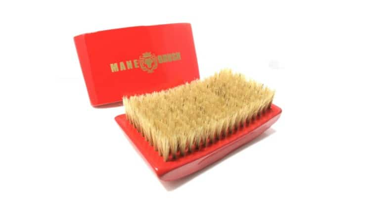 The Mane Brush is compact size and perfect for travel.