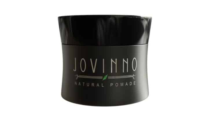 Jovinno Natural Premium Hair Styling Wax is infused with natural ingredients to help promote hair growth and prevent dandruff.