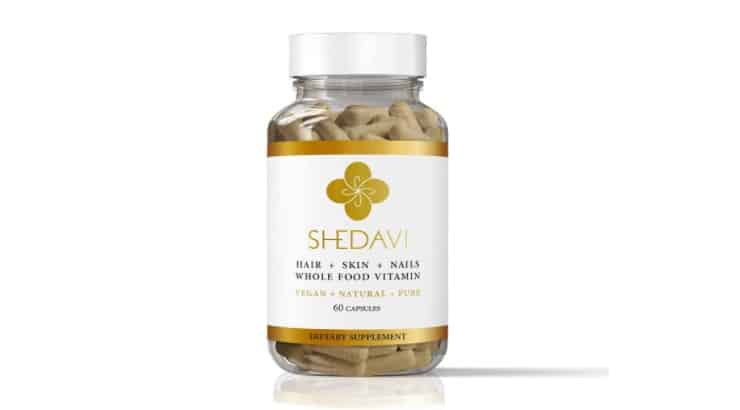 The Shedavi Hair Growth vitamin is 100% vegan, ethically sourced, and cruelty-free.