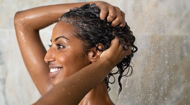 Ingredients like shea butter, jojoba oil, and glycerin are important to keeping the hair moisturized.