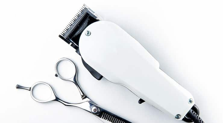 Black men should look at blade sharpness when selecting clippers.