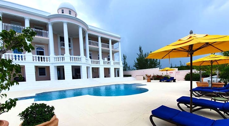 The Ocean West Boutique Hotel in Barbados offers 10 rooms and is a quick 5 minute ride from the local airport.