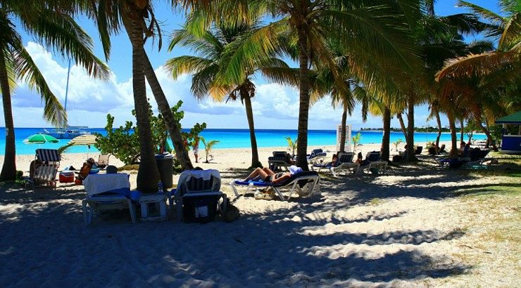Anguilla Great House Beach Resort is located on Rendezvous Bay in the British territory.