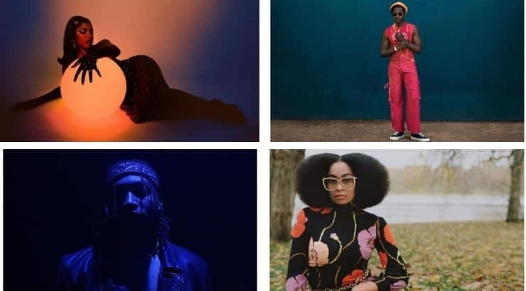 21 New Black Singers To Keep An Eye Out For In 2021