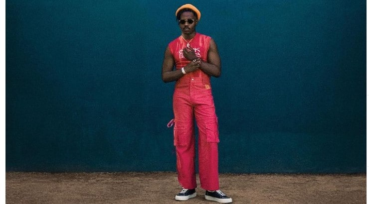Channel Tres is a rapper from Compton, California who has worked with artists like Tyler, The Creator and Disclosure.