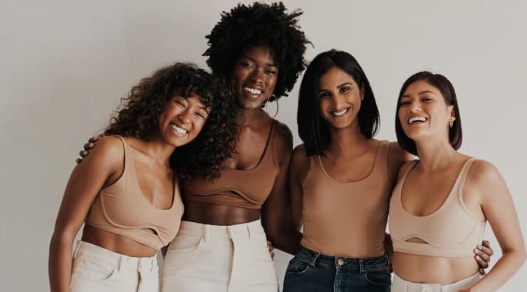 Proclaim is a Black-owned lingerie brand that focuses on creating nude options for all women.
