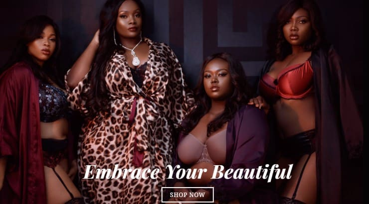 Sablier Lingerie & Shapewear is a Black-owned brand made for women with bigger busts.