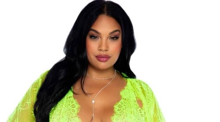 Kelly's Kloset is a lingerie brand geared towards plus size women.