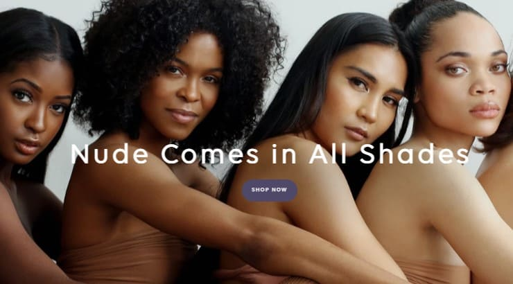 Nude Barre was founded in 2009 by Erin Carpenter, a dancer who wanted to create nude colored hosiery for other dancers.