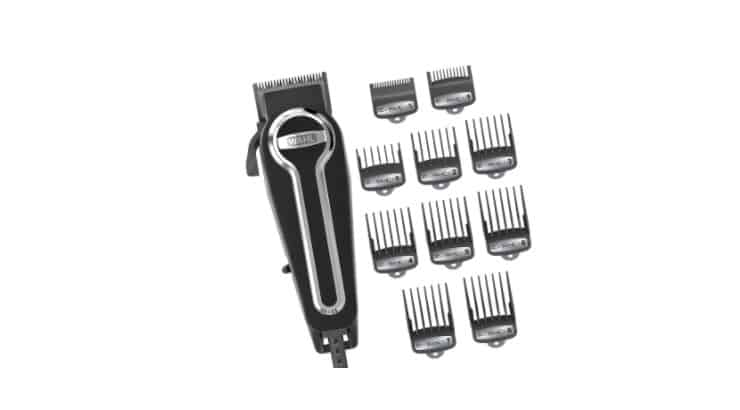 The Wahl Elite Pro 79602 Clipper is a high performance tool with self-sharpening blades.