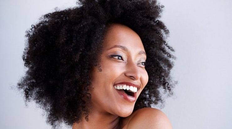 Curly and kinky hair types need products that will moisturize, strengthen, and define their natural texture.