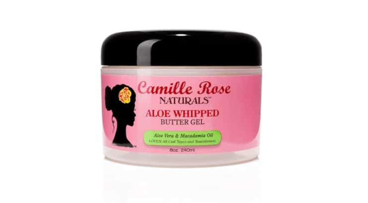 Camille Rose Natural Aloe Whipped Butter Gel is strong enough to be used as a gel but moisturizing enough to be a leave-in conditioner as well.