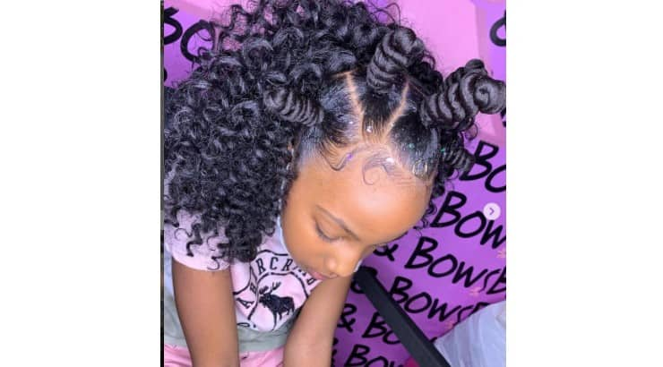 Flexirods are a great way to add defined curls to a hair style.