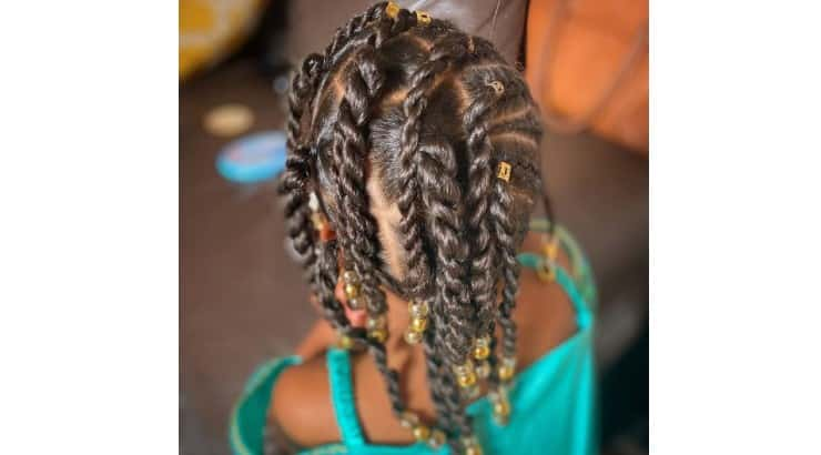 When it comes to hairstyles, twists are an alternative style to braids.