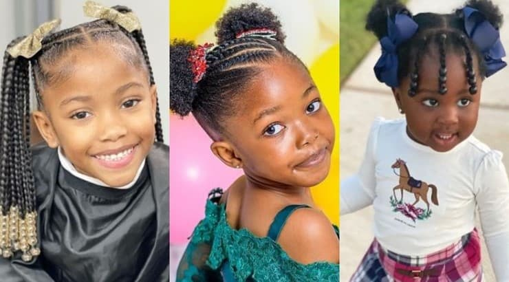 25 Braids For Kids Ideas With Inspirational Pictures & Braiding Tips