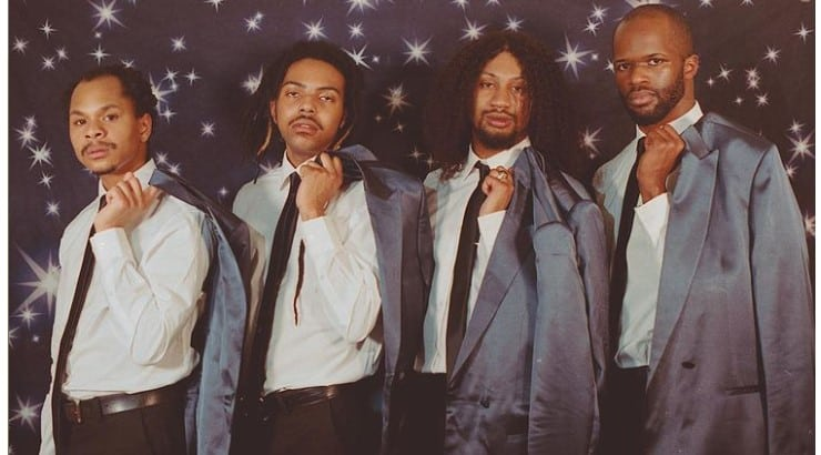 Black Haus is a Black, all-male band that makes music that is an eclectic fusion of rap, R&B, punk, and electronic music.