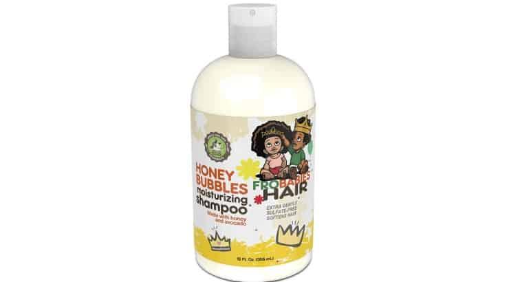 FroBabies Hair Honey Bubbles Moisturizing Shampoo