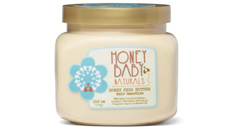 Honey Baby Naturals Shea Butter Hair Smoothie