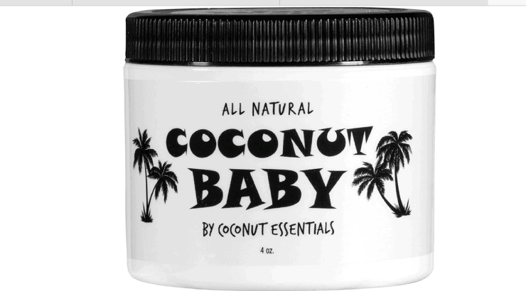 All Natural Coconut Baby