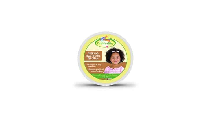 Softn'Free n'Pretty GroHealthy Thick and Healthy Olive Oil Cream