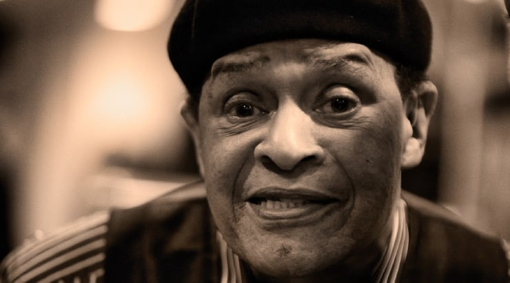 Al Jarreau, black guy singer