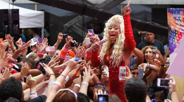 Why Is Nicki Minaj Considered Black? Her Skin Isn't Black?