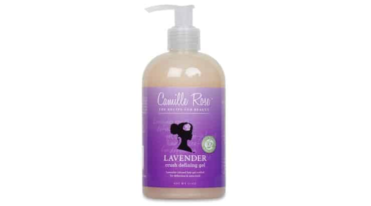 Camille Rose Lavender Crush Defining Gel