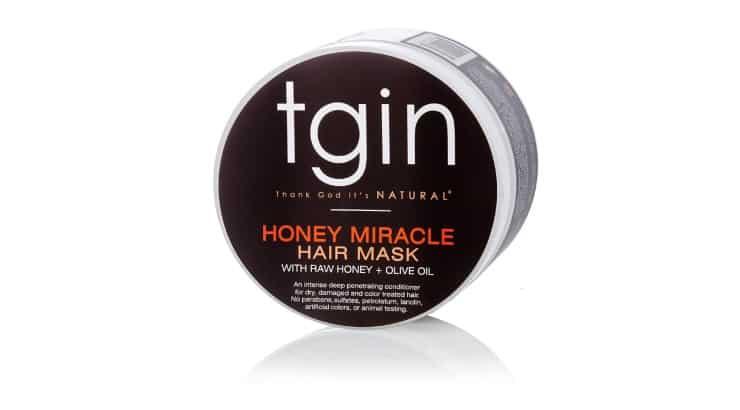 TGIN Honey Miracle Hair Mask Deep Conditioner