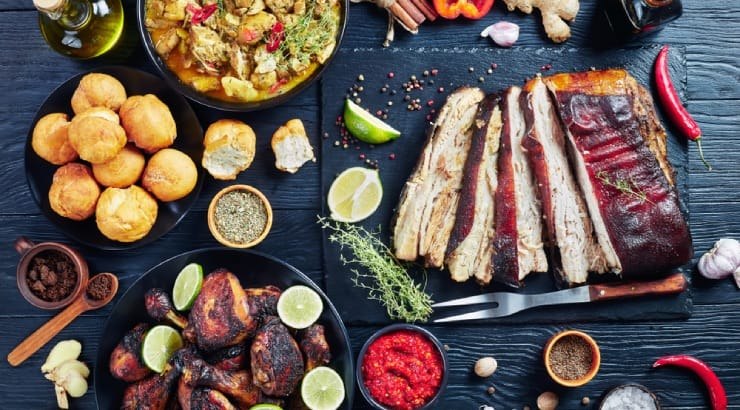 Caribbean Staple Dishes To Look For In Cookbooks