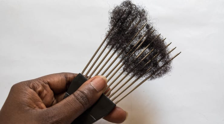 Hair Breakage In Black Afro Hair – Why It Happens & Treatments