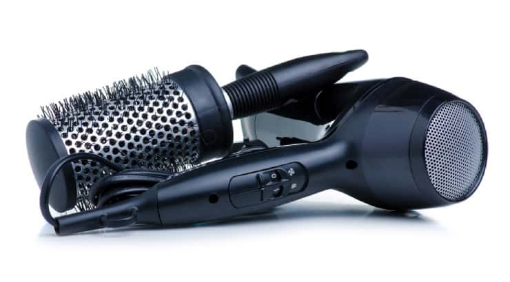 How Do Hot Air Brushes Work?