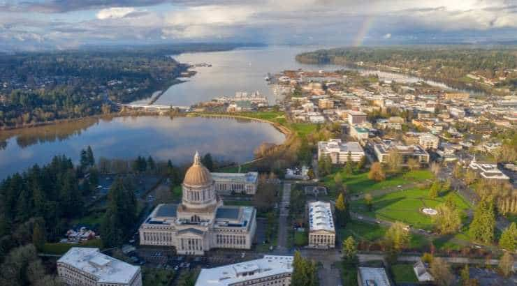 5 Best Olympia Neighborhoods For Black Singles, Families & Young Professionals –Washington