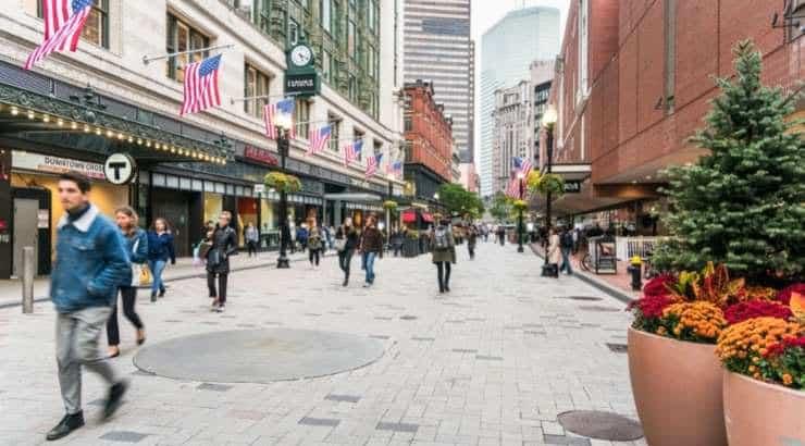 What Is Boston's Demographic