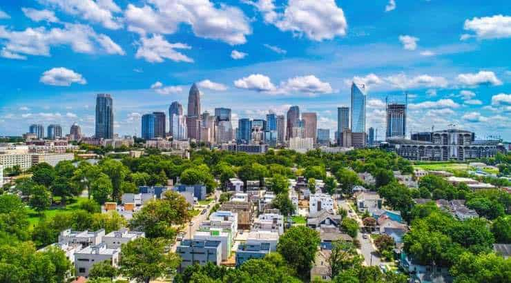 5 Best Charlotte Neighborhoods For Young Black Professionals, Singles & Black Families –North Carolina