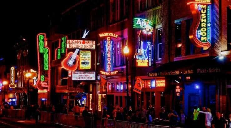 Nashville's Demographic