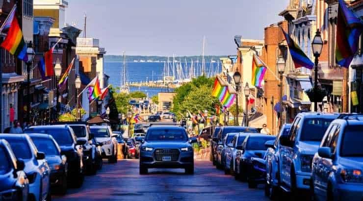 Annapolis Demographic