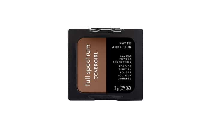 COVERGIRL Matte Ambition, All Day Powder Foundation