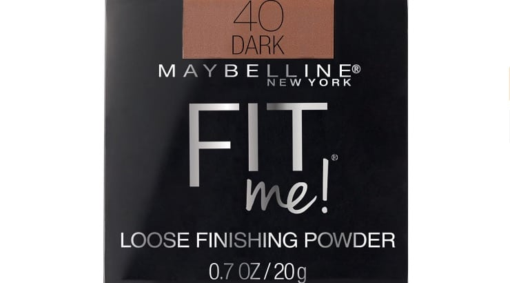 Maybelline New York Fit Me Loose Finishing Powder