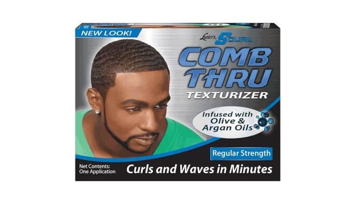 Luster's Curl Text Kit Regular
