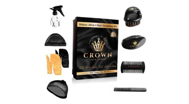 Crown Limited Supply 9 in 1 Waver Kit