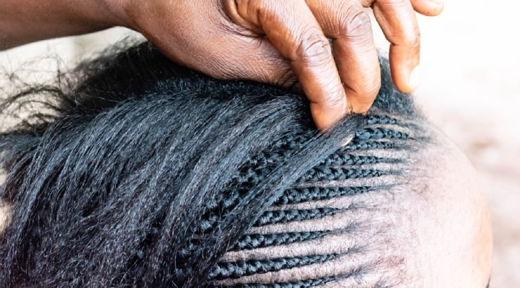 How To Braid African American Hair For Beginners, Step By Step