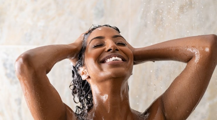 Wash & Condition Your Hair Thoroughly