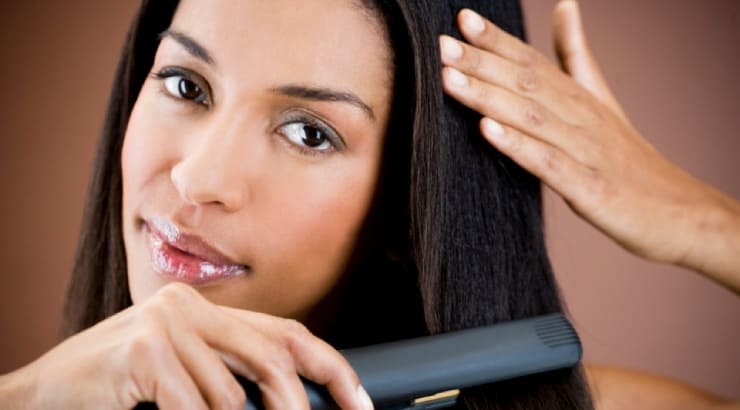 Take Care with the Flat Iron