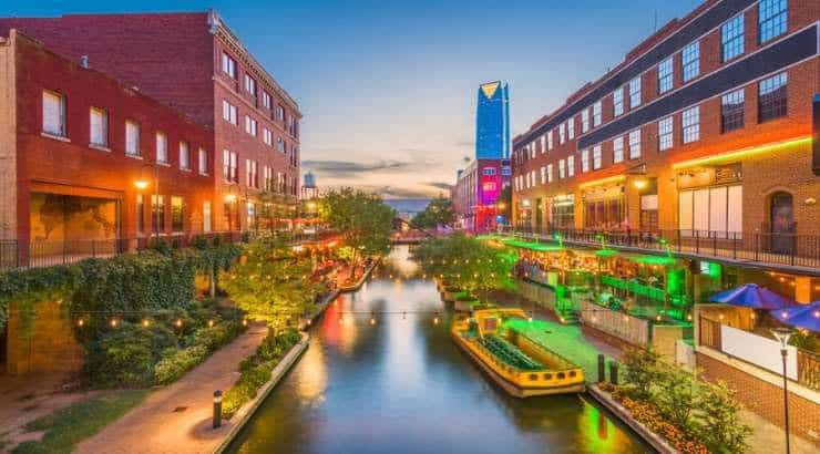 5 Best Oklahoma City Neighborhoods for Black Families, Singles & Young Professionals – Oklahoma