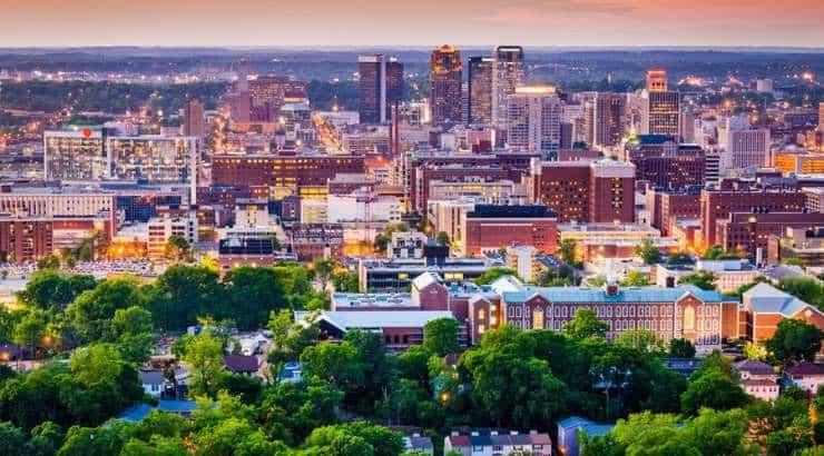 5 Best Birmingham Neighborhoods for Black Singles, Families & Young Professionals – Alabama