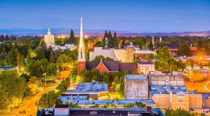 5 Best Salem Neighborhoods for Young Black Professionals, Singles, and Black Families – Oregon